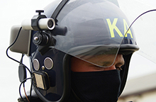 Body Worn Antennas for Wireless Video Trials with Kent Police