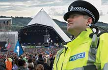 Body Worn Video Wireless Solution Used at Glastonbury